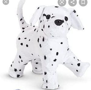 American girl doll dalmatian doggy